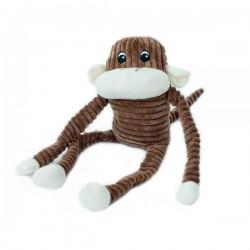 ZippyPaws Spencer - Opice hnědá Large