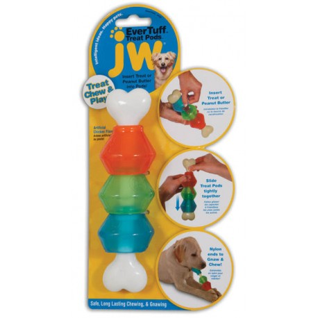 JW EverTuff Kost na pamlsky - Treat Pod Small