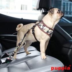 LEGEND DOG SEATBELT PÁS PRO PSY DO AUTA - RŮŽOVÁ