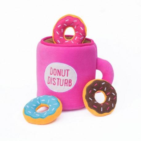 ZippyPaws Burrow - Donuty s kávou