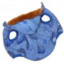 Bunda Cowboy modrá (kolekce mops)