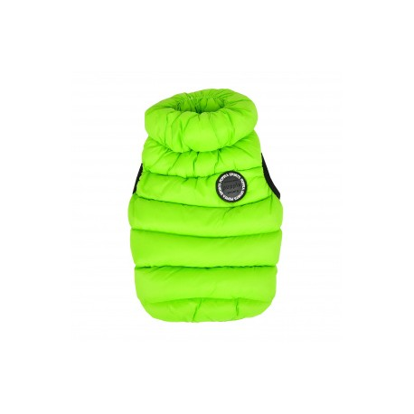 ULTRALIGHT vesta B pro psy - neon zelená