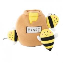 ZippyPaws Burrow – Včely v medu