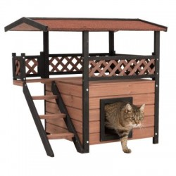 Domeček pro psy a kočky