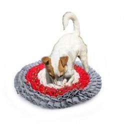 Kulatý čmuchací kobereček