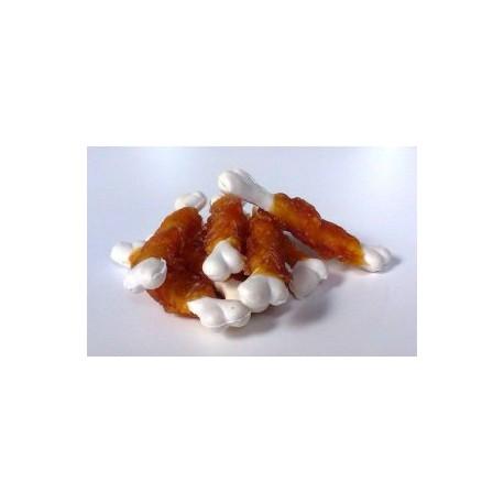 Kost kalciová obalená kuřecím masem