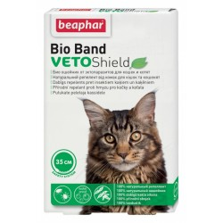 Repelentní obojek Beaphar Bio Band pro kočky