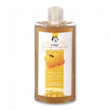 Šampon jemný s přídavkem medu