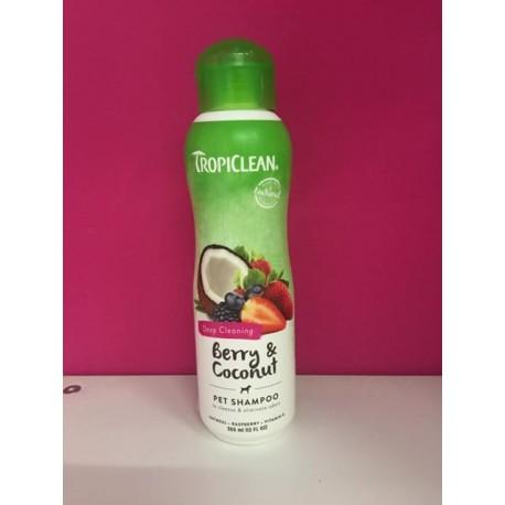 Šampon tropiclean hluboce čistící