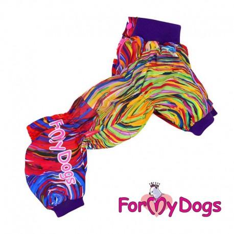 Pláštěnka for my dogs multicolor