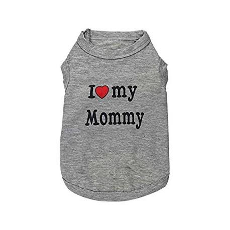 Tričko i love my mommy